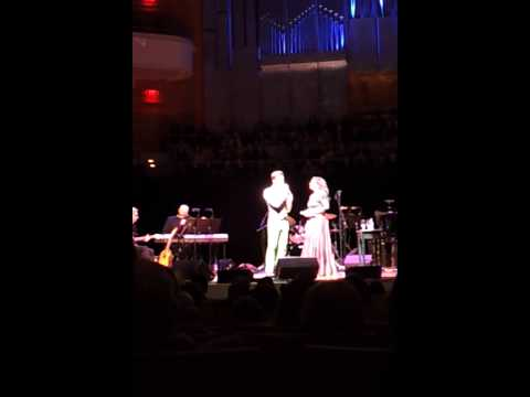 Lea Salonga and Nick Pitera Duet -