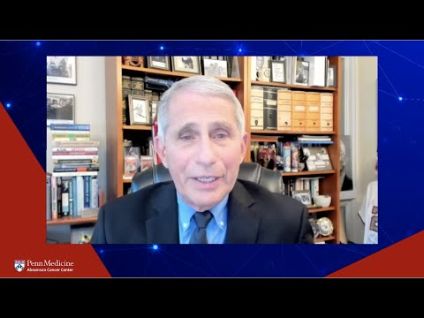 Dr. Anthony Fauci on Public Health and Scientific Challenges during COVID-19