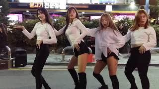 2018.10.21&걷고싶은거리&홍대&콩불앞&버스킹&Lucid&by큰별