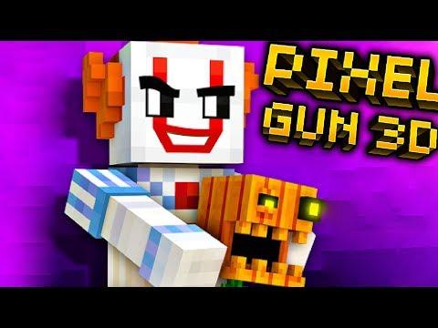 SUPER TRYB 1 vs 7 W PIXEL GUN 3D PO POLSKU   MINECRAFT + STRZELANKA