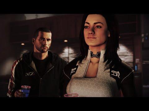 Complete Miranda Lawson Romance | Mass Effect