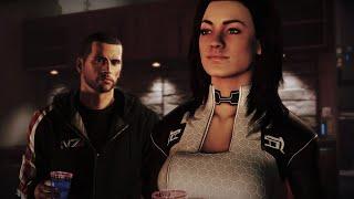 Mass Effect: Complete Miranda Lawson Romance