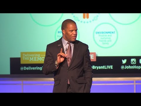 "PrepTalks: John Hope Bryant """"Financial Literacy and Overcoming Liquid Asset Poverty"""