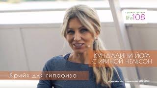 Ирина нельсон йога кундалини упражнения  для гипофиза