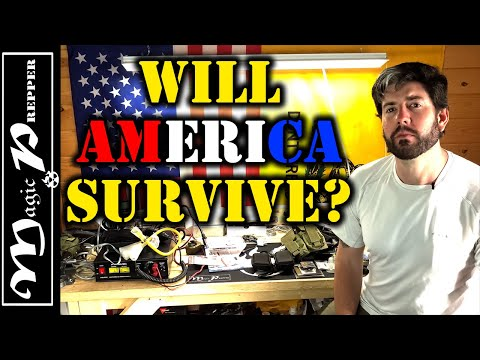 Will America Survive What's Coming | Prepare For The Collapse