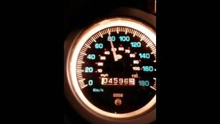 Piaggio Beverly 250 0-100