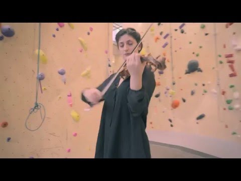 Discovering Bach (Michelle Ross) at Brooklyn Boulders