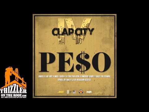 Iamsu!, Jay Ant, Mike-Dash-E, Erk Tha Jerk, Smoovie Baby, Sage the Gemini - PESO [Prod. P-Lo Of The
