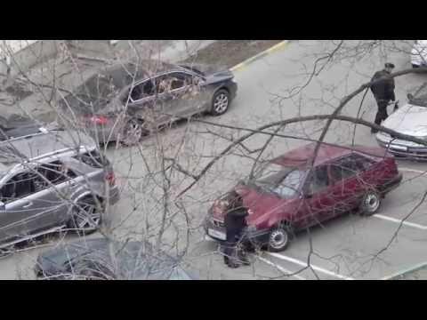 Как паркуются мальчики-мажоры