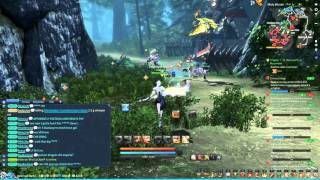 Blade and Soul NA CB3 Destroyer Animation Canceling