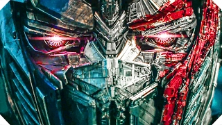 TRANSFORMERS 5 - NOUVELLE Bande Annonce VF (2017)