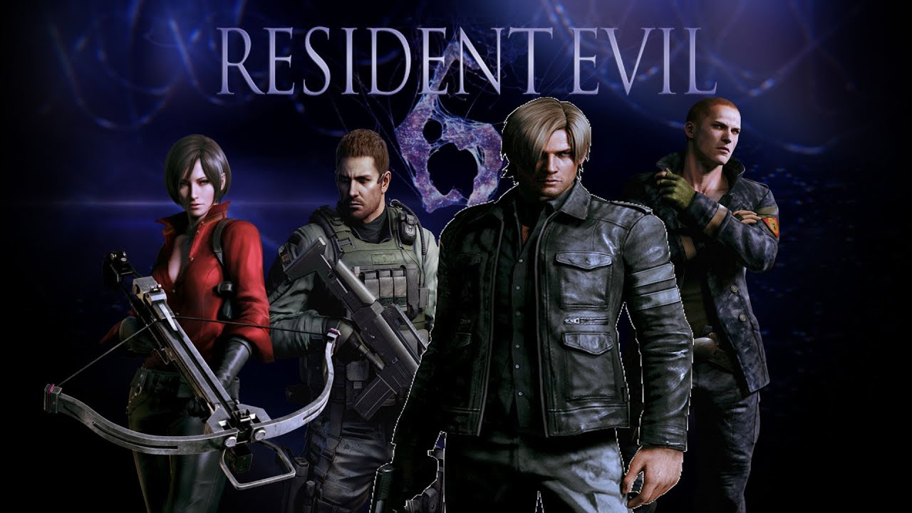 Resident Evil 6 Elicottero : Review a resident evil hd youtube