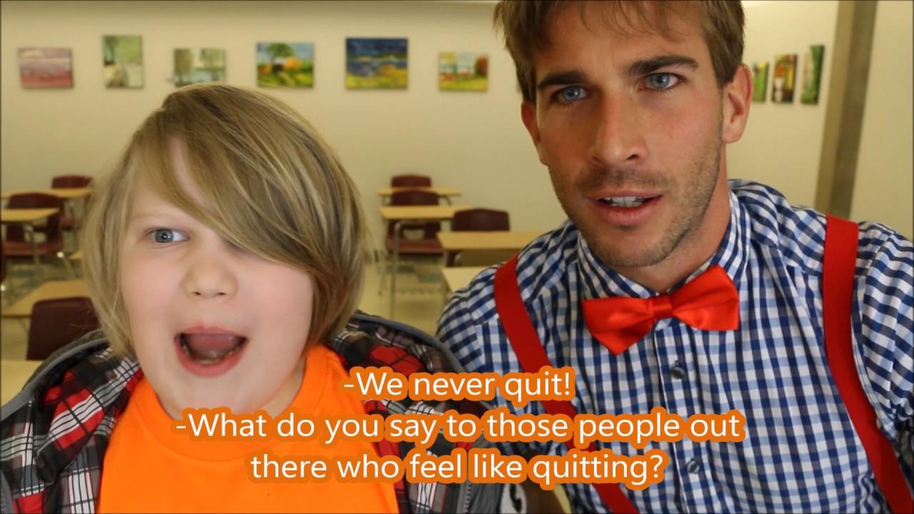 Living with autistic children