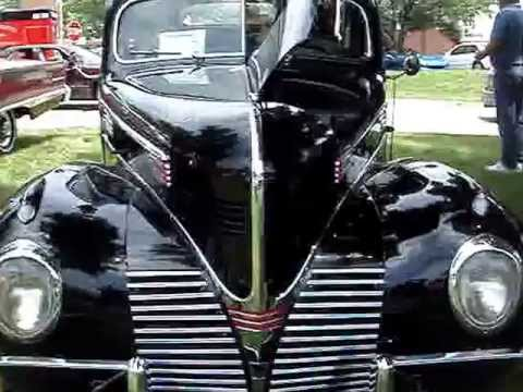 1939 DODGE BUSINESS COUPE -- I HAVE A PERSONAL HISTORY WITH THIS CAR