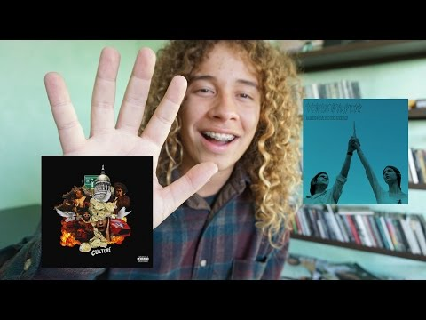 5 ALBUMS RELEASED TODAY THAT YOU SHOULD CHECK OUT!