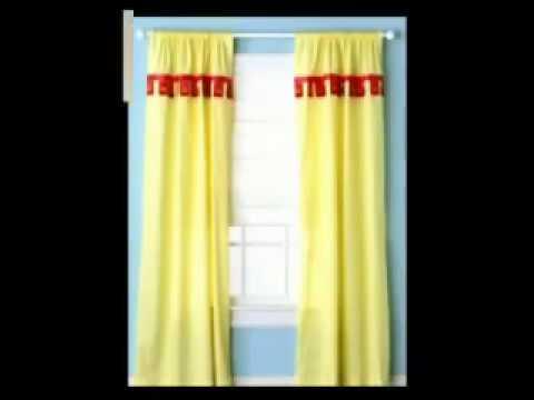 Cách trang trí Rèm đẹp - Cách phối mầu Rèm cho ngôi Nhà của bạn