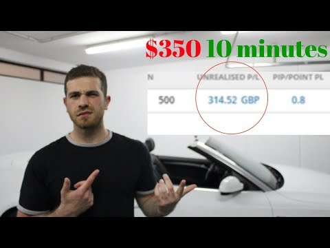 How To Make $300+ In 10 Minutes EVERY DAY Trading Stocks For Beginners 2019