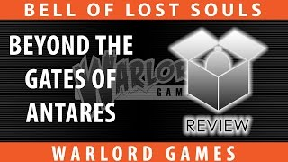 BoLS Unboxing | Beyond the Gates of Antares | Warlord Games