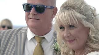 Wendy & Garry Tie the knot in Corfu