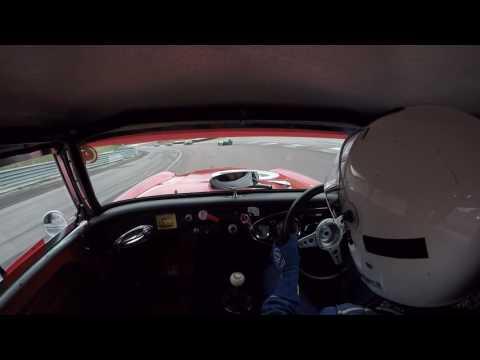 Dijon Motors Cup 2016 - GTSCC - Austin Healey 3000