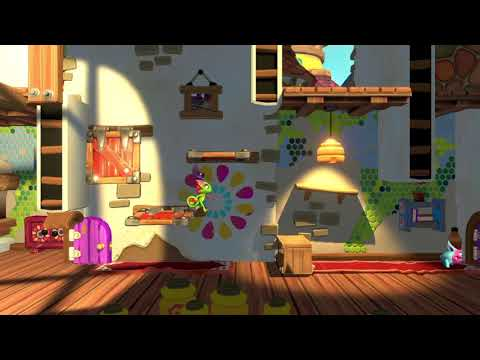 Yooka-Laylee and the Impossible Lair but if Yooka needed to Rwanda  