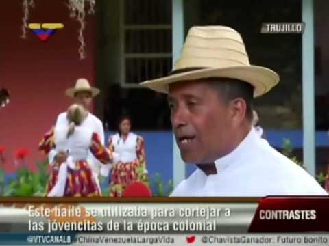Baile de Santo Domingo en Trujillo (El Trapiche de Los Clavo)
