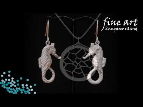 Fred Peters, Sterling Silver Jewellery Collection | Fine Art Kangaroo Island Gallery