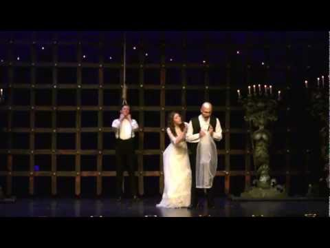 The Phantom of the Opera  {FULL}  ACT 2  High School Stage