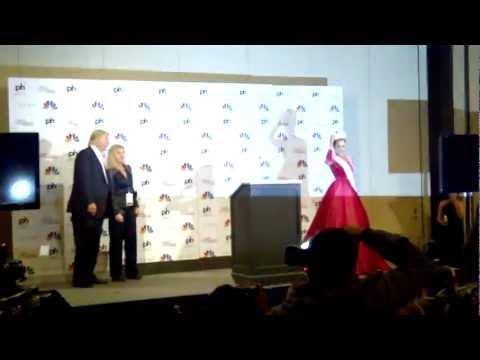 MISS Universe 2012 Olivia Culpo MISS Universe Competition 12-19-12