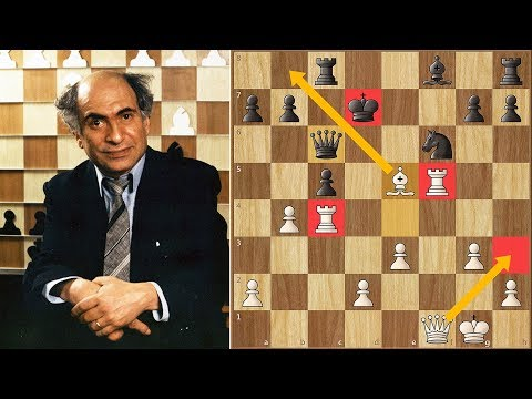 Original Tal vs Yugoslav Tal || Dragoljub Velimirović Faces the Magician