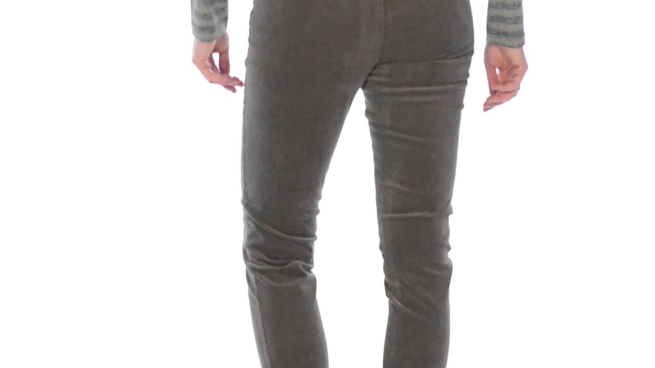 Fdj French Dressing Corduroy Leggings Women