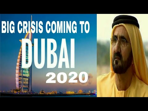 Crisis in Dubai: Economy is Melting like a Glacier in the