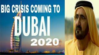 Crisis in Dubai: Economy is Melting like a Glacier in the Desert