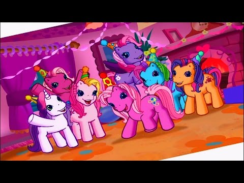 My Little Pony G3 - Meet The Ponies - Pinkie Pie Party
