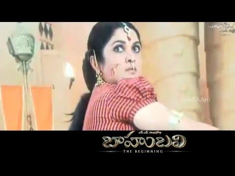 Ramya krishna As Sivagami Video At Baahubali - The Beginning Audio Launch - Prabhas, SS Rajamouli