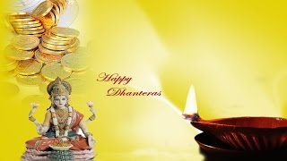 Happy Dhanteras 2020 SMS wishes, Greetings, Whatsapp Video Message, HD images, wallpapers