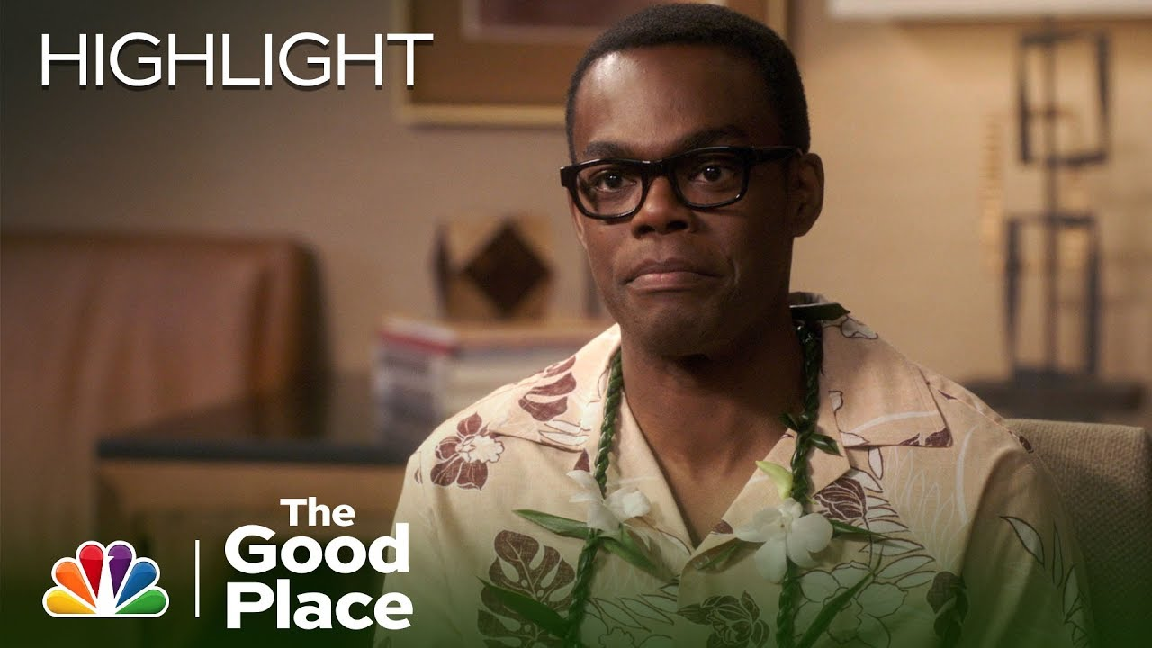 Download Chidi Thinks He's Being Punished - The Good Place (Episode Highlight)