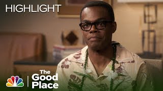Chidi Thinks He's Being Punished - The Good Place (Episode Highlight)