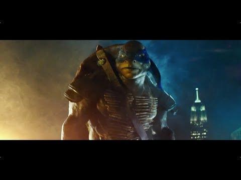 TEENAGE MUTANT NINJA TURTLES - Official Teaser Trailer - UK (HD)