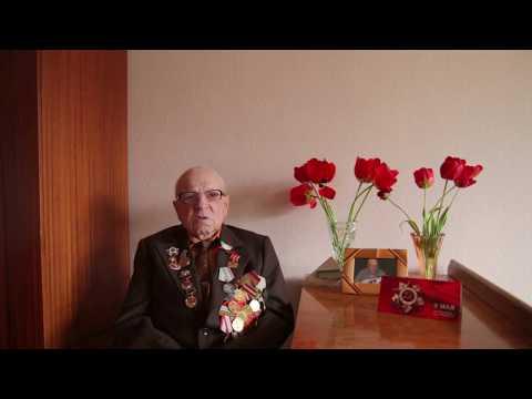 Рассказ ветерана ВОВ. г. Могилев 9 мая. Важно помнить.