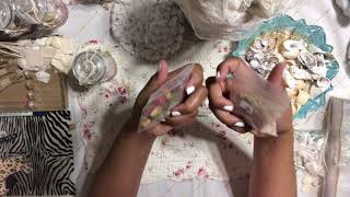 DIY - Jar Of Seashell Souvenir - Craft Idea Handmade Beach Vacation Memory Bottle - Nautical Décor