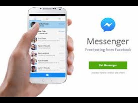 How To Dawnload Massenger Apk 2018  Without Google Play