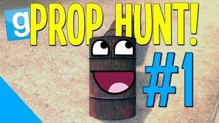 Prop Hunt BHZ | Garry's Mode #1