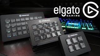 Stacja sterowania komputerem - Stream Deck XL Elgato Gaming