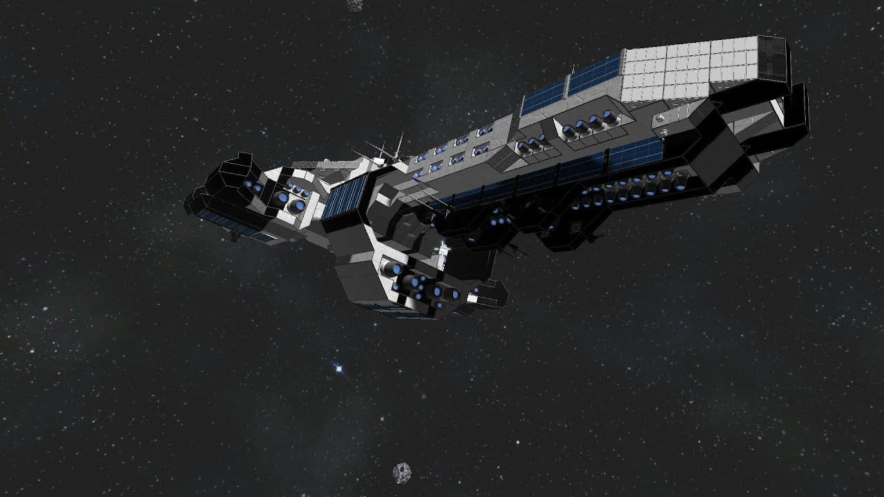 space engineers how to make your ship not disipler