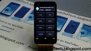 Review/How to flash Team Win Recovery on Samsung Galaxy S2 Skyrocket