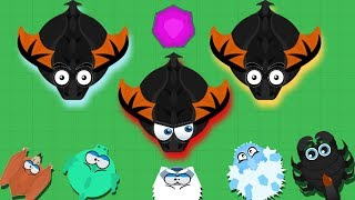 BS ARMY DOMINATES THE WHOLE SERVER // MOPE.IO