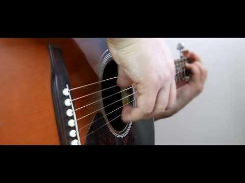 Как звучит на гитаре красивейшая мелодия 20-го века в фингерстайл / Игорь Тальков – Чистые пруды