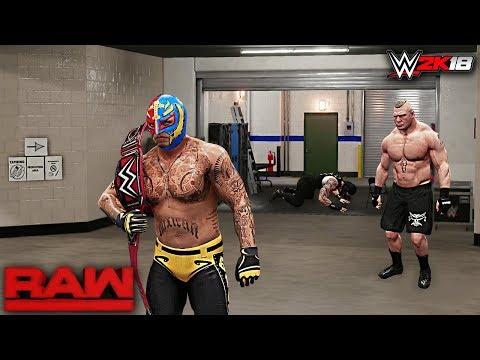 WWE 2K18 Story: