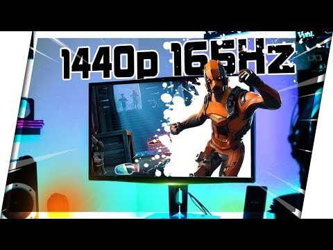 The BEST Monitor For Gaming 2018!?! | ViewSonic XG2760 Review